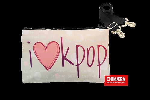 I LOVE KPOP - CROSSBODY BAG