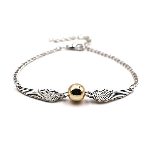 Harry Potter Snitch Bracelet