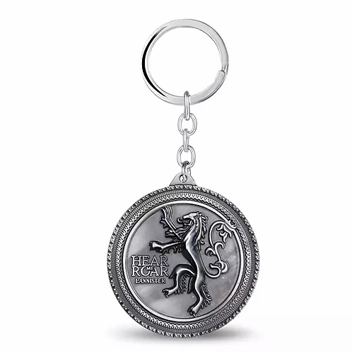 Lannister Metal - Keychain