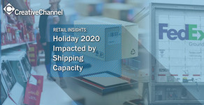 Spoiler Alert: There is Not Enough Shipping Capacity for Holiday 2020
