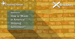 """Shoppers' """"Made in America"""" Sentiment"""