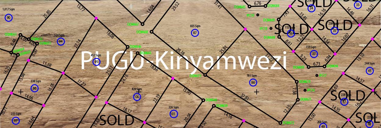 Pugu-Kinyamwezi