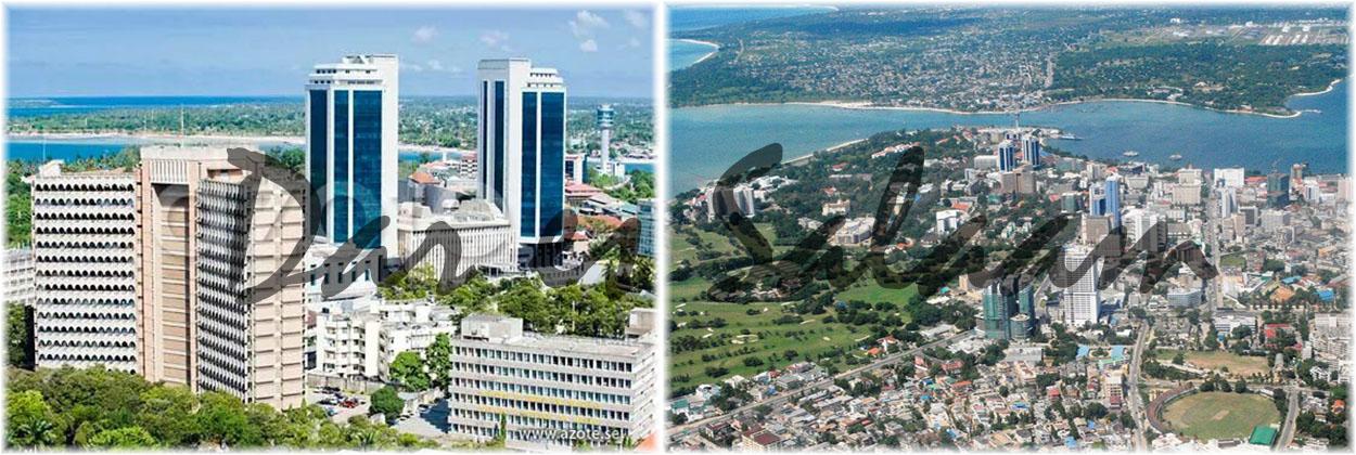 Jiji la Dar es Salaam