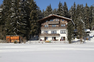Pension Arnika Ramsau Winter