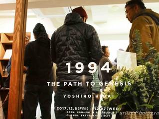『1994 THE PATH TO GENESIS』樋貝吉郎 写真集