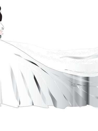 Bridal shop log