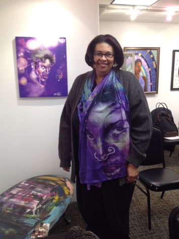 NCA Gallery Black History Month Exhibit