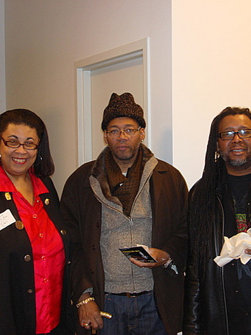 """Guests @ the Compuware Gallery Exhibit-""""Eyes a Wide"""""""