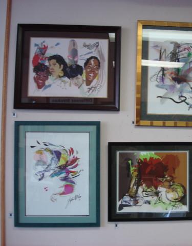 Different Strokes Gallery Exhibit, Southfield, MI