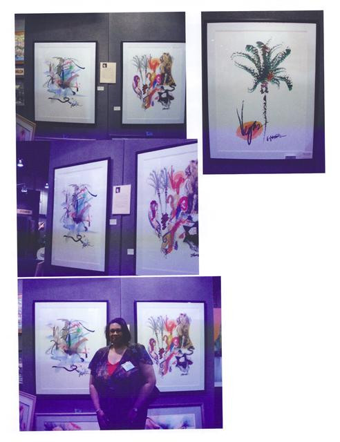 Art Expo-Las Vegas -Mandalay Bay