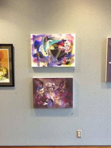 Solo Exhibit- NCA Gallery-Detroit