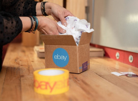 eBay to partner with third-party logistics on fulfillment service
