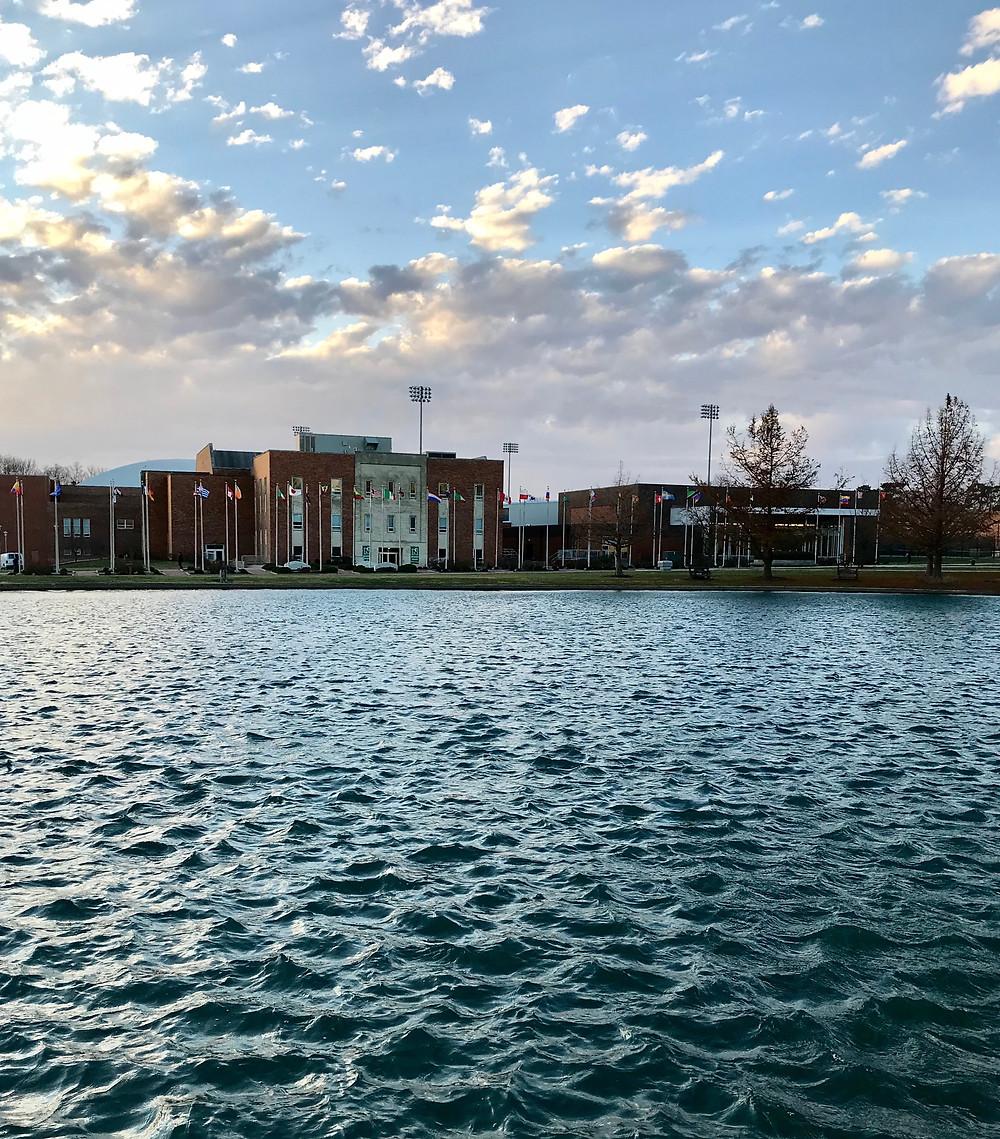 Colden Pond at Northwest Missouri State University