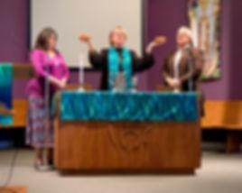 Deb communion last Sunday.jpeg