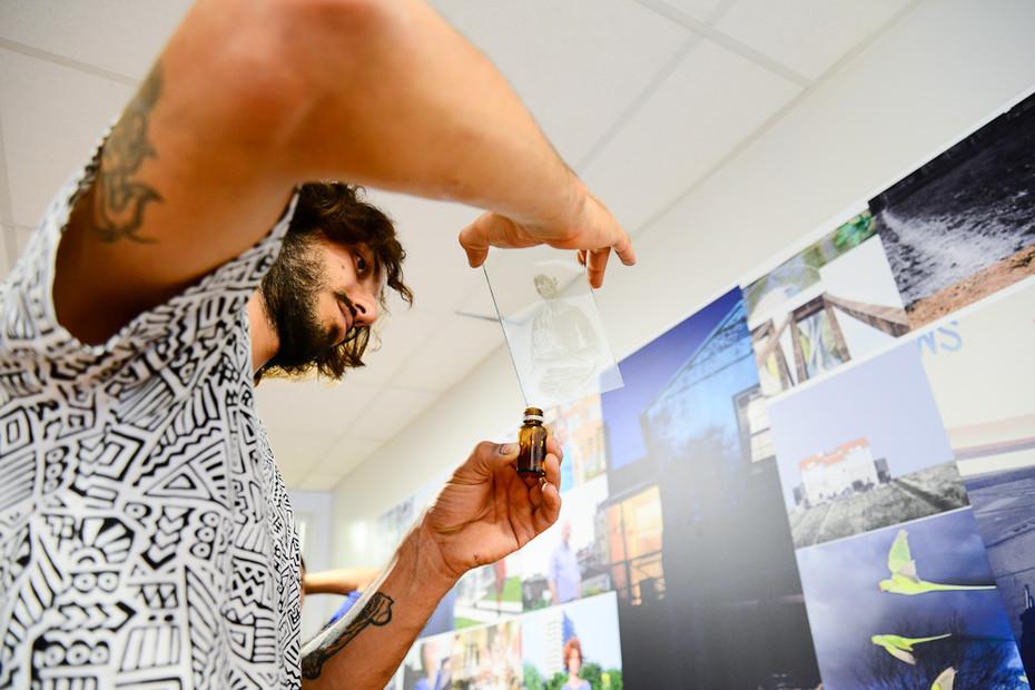 Alessandro Parente // Tijuana against the wall