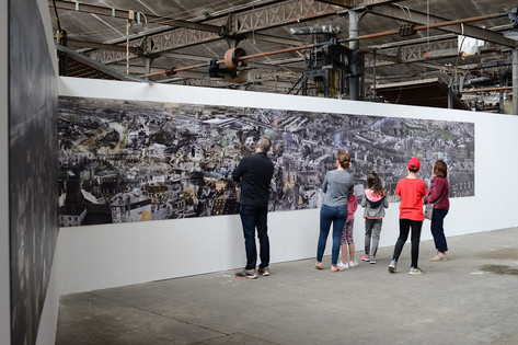 Sedan en Panorama // Patrick Dionne et Miki Gingras.
