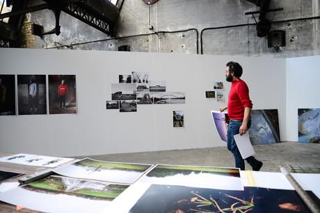 Belgique(s) Territoire Liquide // étudiants de la section photographie de l'école supérieure des Arts Saint-Luc Liège