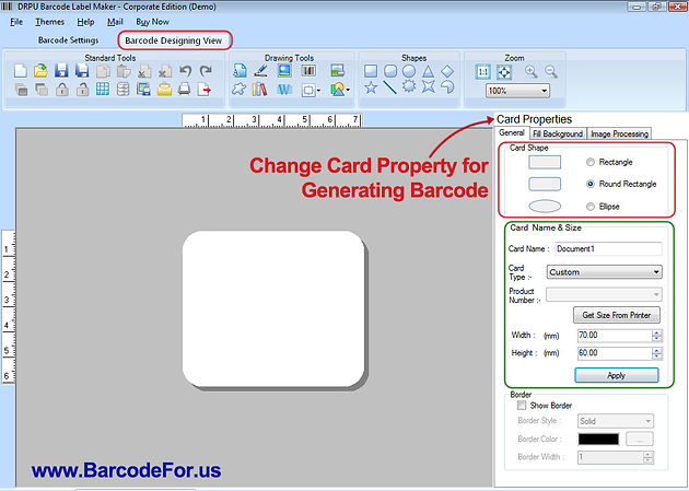 Use of MICR Barcode and process to design using Barcode