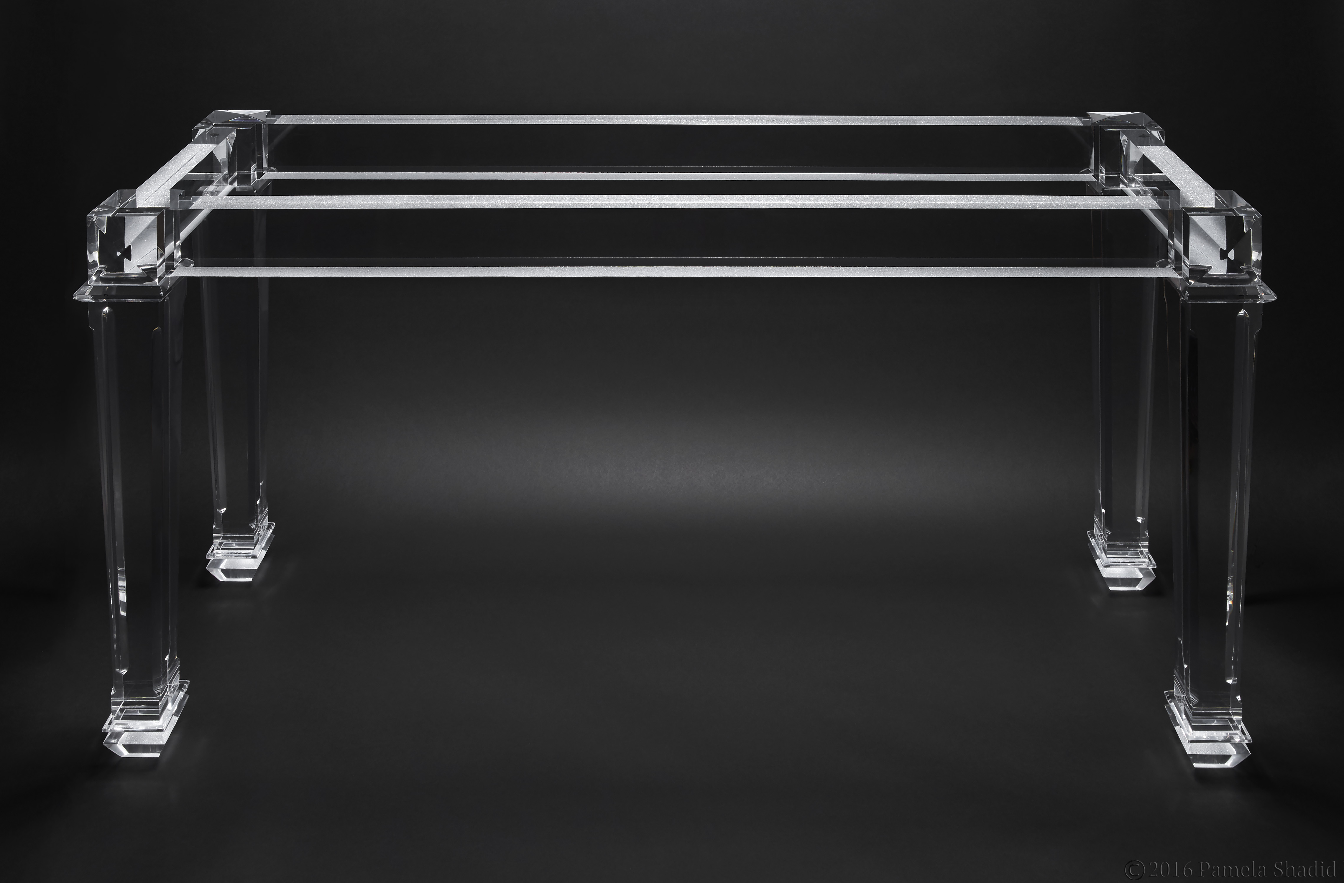 Custom Acrylic Table