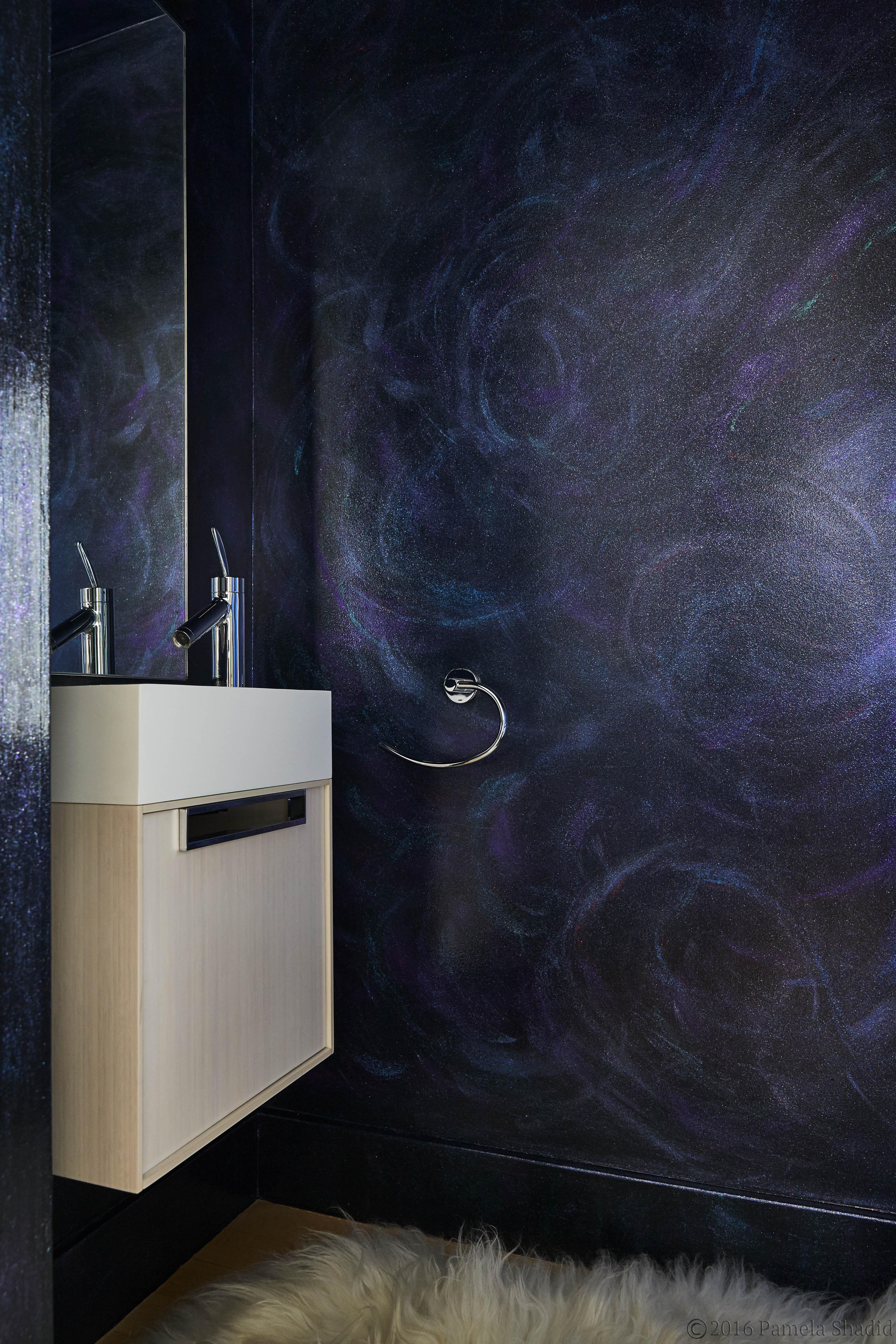 Luminous Bathroom