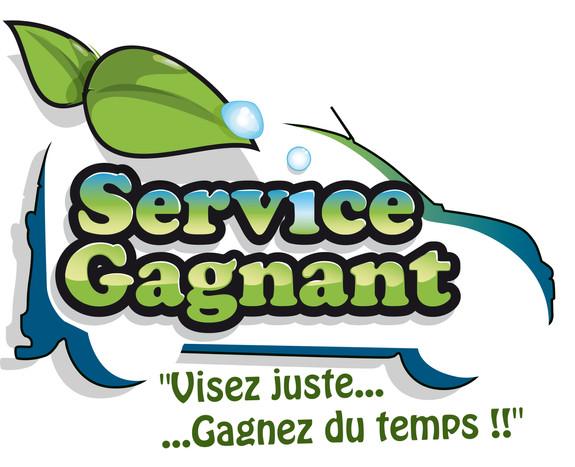 Logo Service gagnant