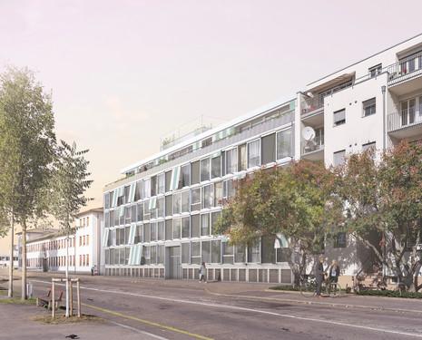 Stücheli Pestalozzi Schiratzki Architekten GmbH
