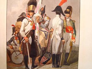 La Infantería de Línea Española en 1808