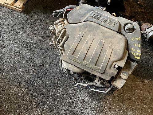 2012 Malibu- 3.6 L Engine