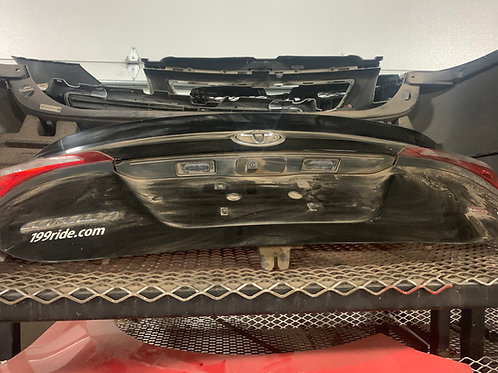 2015 Toyota Corolla  Trunk Lid (with taillights)