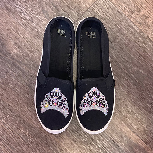 USA Petite Crown Slip On Sneakers
