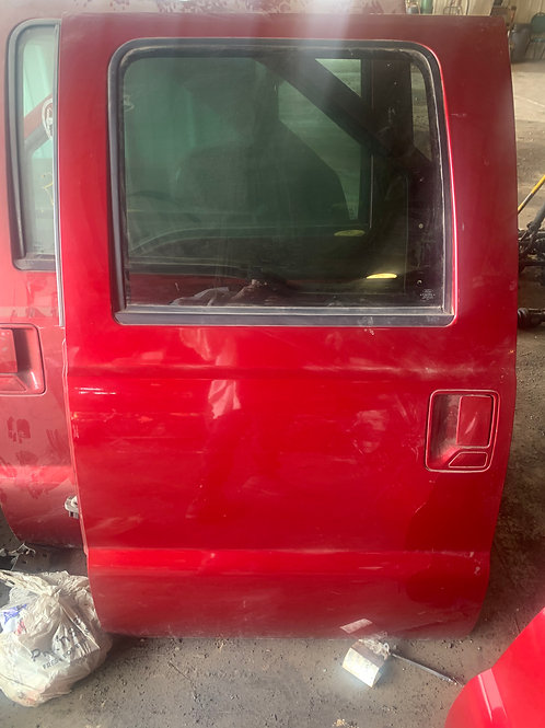 2014 Ford F-350 Super Duty (electric) Rear Driver Side door