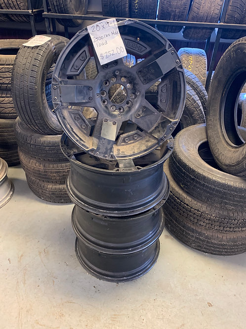2000/2003 Ford Expedition or F-150- Aluminum Rims Set of 4