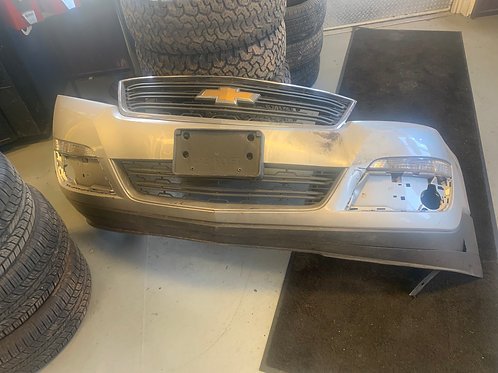 2013 Chevy traverse LS- Front Bumper Cover