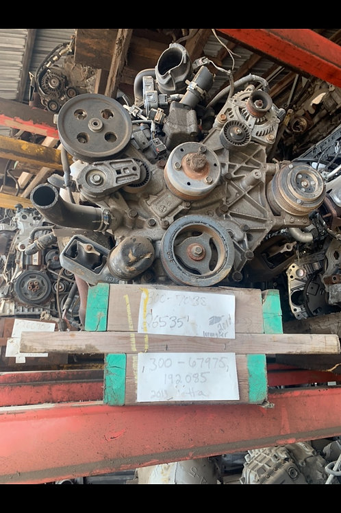 2010 Jeep Wrangler- 3.8L Engine
