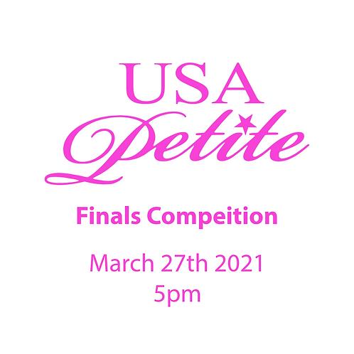Finals Pageant