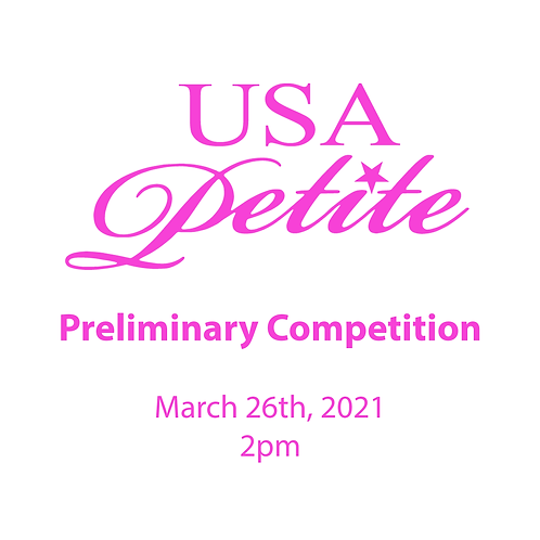 Preliminary Pageant