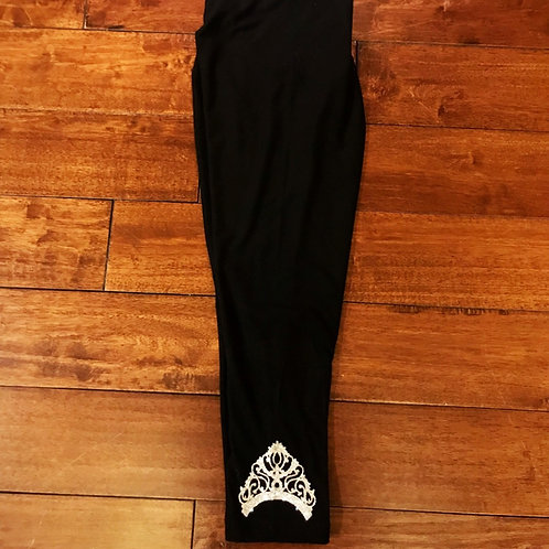 USA Petite Crown Leggings- Long or Cropped