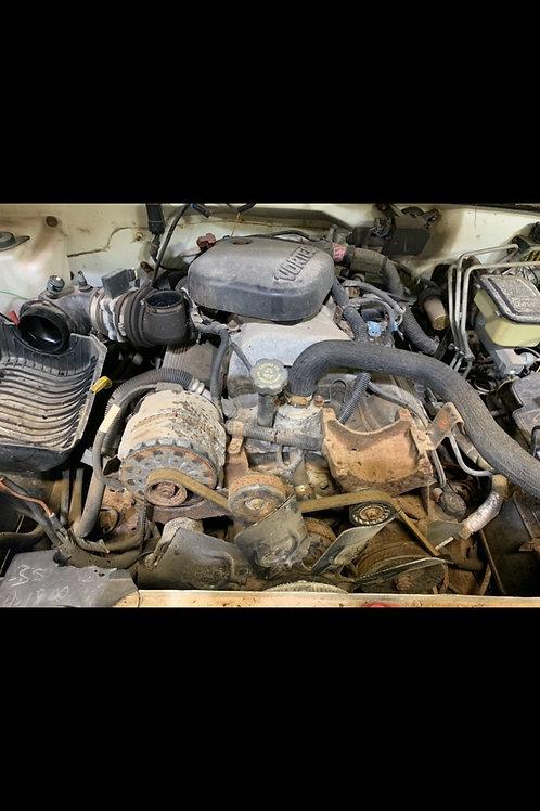 2000 GMC 3500- Big Block Engine 8-454 7.4 L