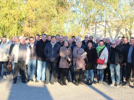 Premier Conseil d'administration du Comité régional de cyclisme d'Occitanie
