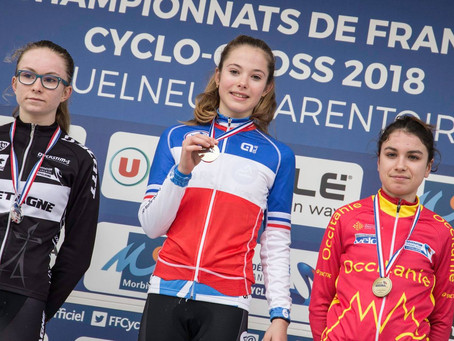 Résultats Championnat de France de cyclo-cross à Quelneuc
