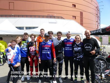 Bilan Coupe de France BMX