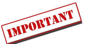 Lettre d'information : Ouverture du comité - Championnats et trophées régionaux - Date AG régionale