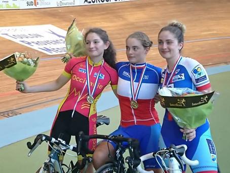 Championnat de France Piste à Hyères