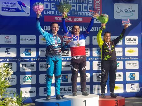 Résultats Championnat et Challenge France BMX à Sarzeau