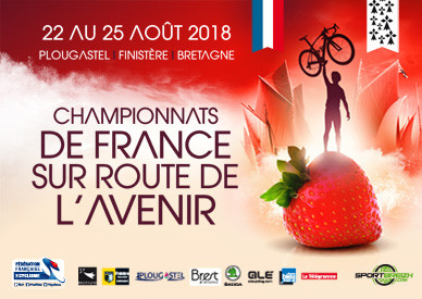 Sélection Cadets pour les Championnats de France de l'avenir Route