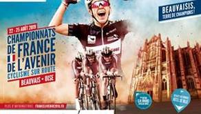 Suivez les épreuves des Championnats de France avenir en direct sur la page Facebook de la FFC