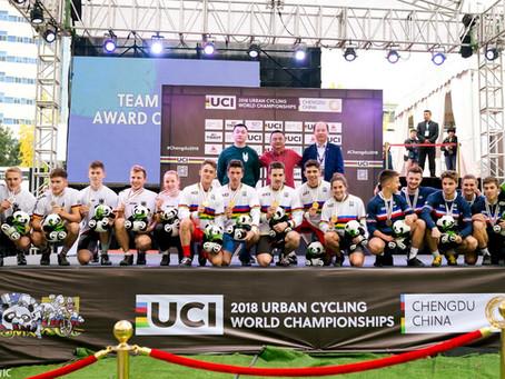 Championnats du monde de cyclisme urbain 2018 : 3 médailles pour les occitans