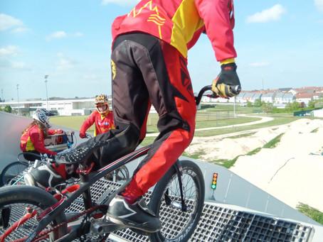 Compte rendu stage BMX à Bourges