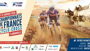 Sélection Championnat de France Cyclo-cross 2020