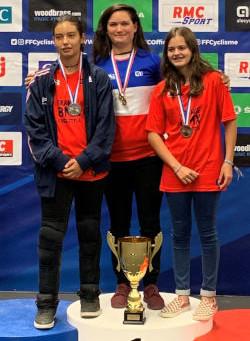 1er Championnat de France de BMX FreeStyle